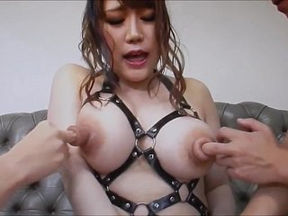 Asian with monster nipples fuck