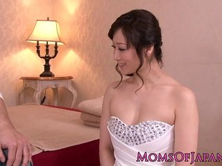 Mature Japanese sixtynines before facial