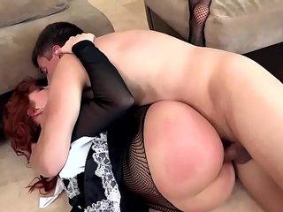 redhead maid fuck punishment - http://spankcamgirls.xyz