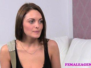 FemaleAgent Russian bisexual sex bomb explodes in amazing casting
