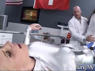 Hard Sex Tape With Dirty Doctor Bang Horny Patient movie-06