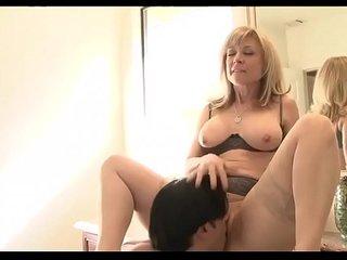 Pervert Mom seduces son's friend - Watch Part2 on PervertTube.com